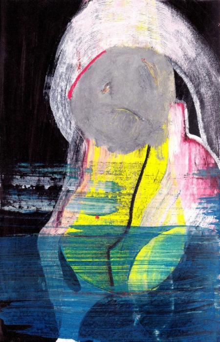 sarahbluemel-malerei-001-Der Zwerg
