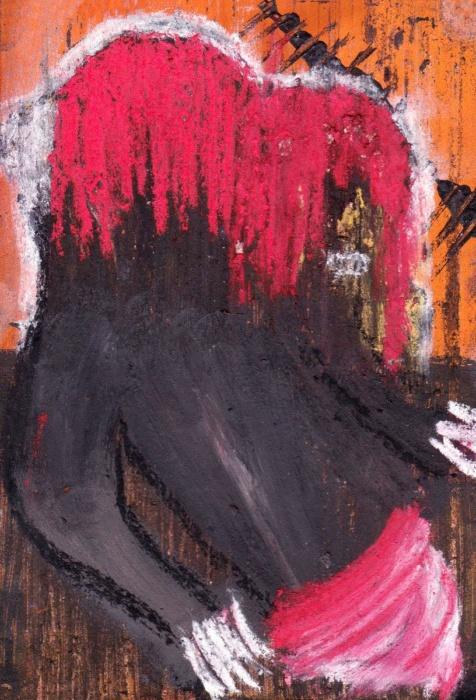 sarahbluemel-malerei-011-Der Zwilling